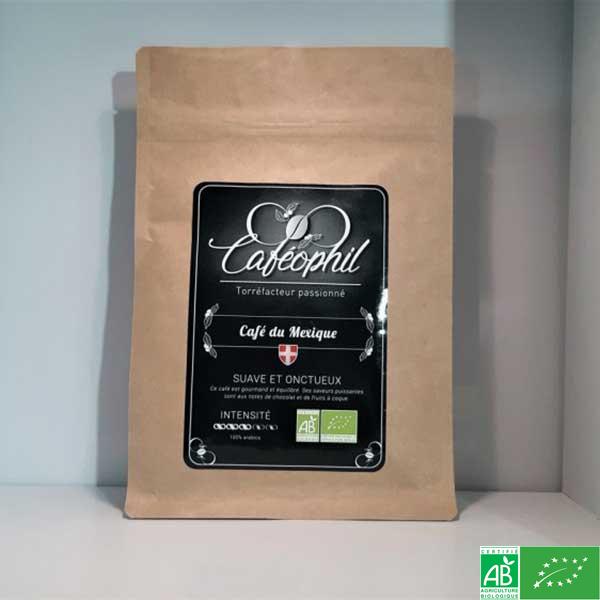 Café du Mexique - Caféophil