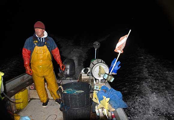 Pêcherie du bout du Lac