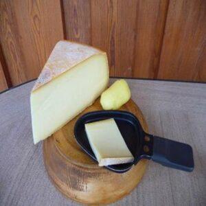 Raclette de Savoie - Fromagerie de Lescheraines