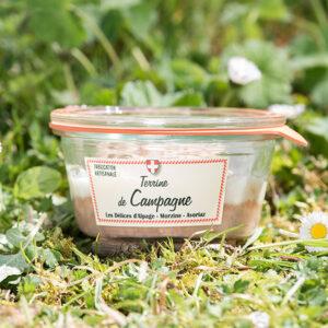 Terrine de campagne - Les Délices d'Alpage
