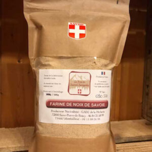 Farine de noix - La ferme des Saveurs Savoyardes