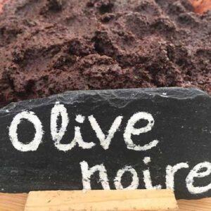 Olive noire - Olivade de Valérie