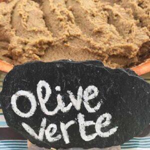 Olive verte - Olivade de Valérie