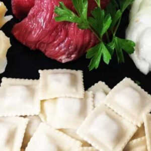 Ravioli au bœuf - Au plaisir des pâtes